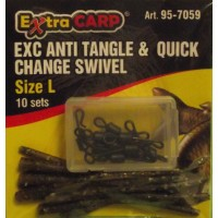 Set mansete anti-tangle+varteje rapide/20buc.