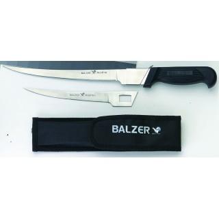 Cutit filetat 2 lame Balzer