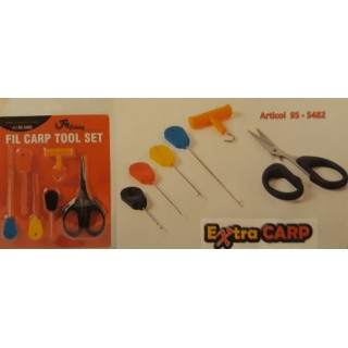Carp tool set