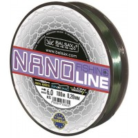 Fir Balsax Nano Fishing Line 100m