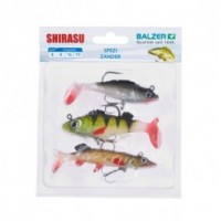 Set swimbaits soft Shirasu