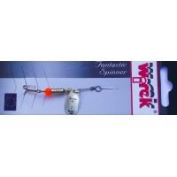 WR/4017 Rotativa Wirek Round/1.9g/aurie