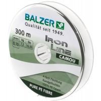 Fir textil Iron Line/x4/verde/300m