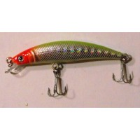 Vobler Colonel UV STRIKER Minnow//6.5cm/5g/plutitor